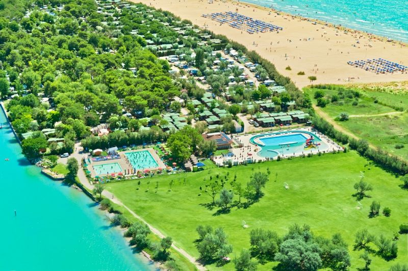 Speciale weekend in casa mobile a Bibione