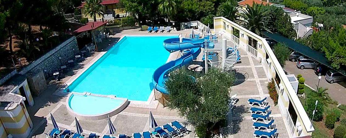 Residence Porticello - Vieste