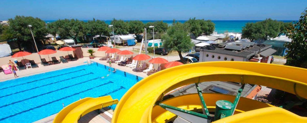Camping Fano - Riviera Adriatica