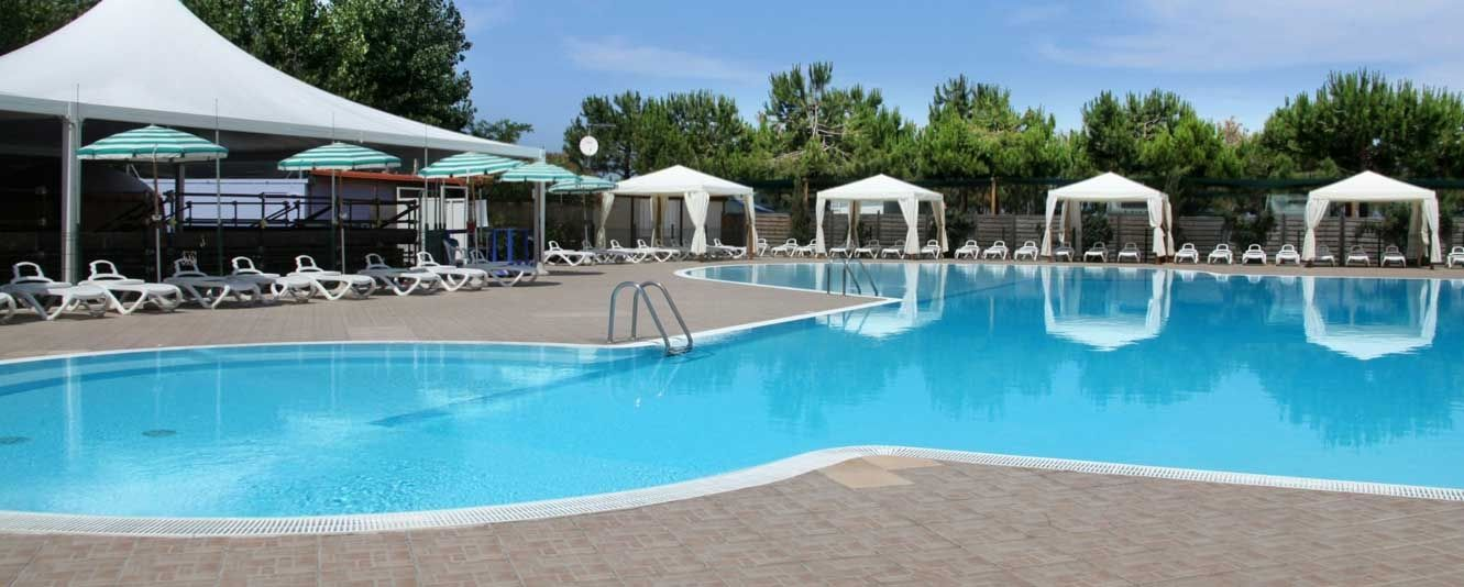 Camping Villaggio Pineto Beach - Pineto
