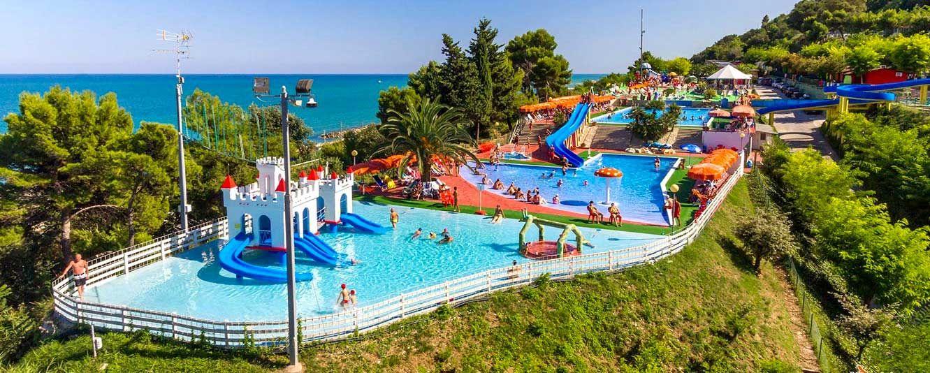 Riva Verde Centro Vacanze - Marina di Altidona