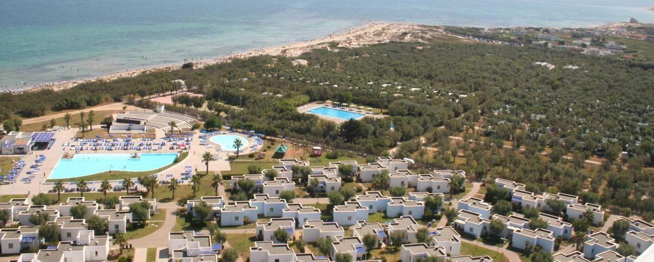 Torre Rinalda Camping Village - Lecce