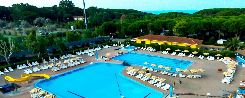 Camping & Residence Delle Gorette - Marina di Cecina