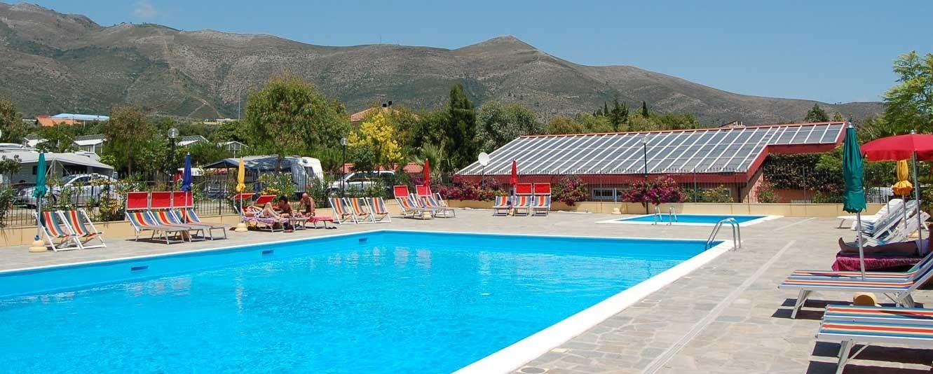 Camping Bellavista - Albenga