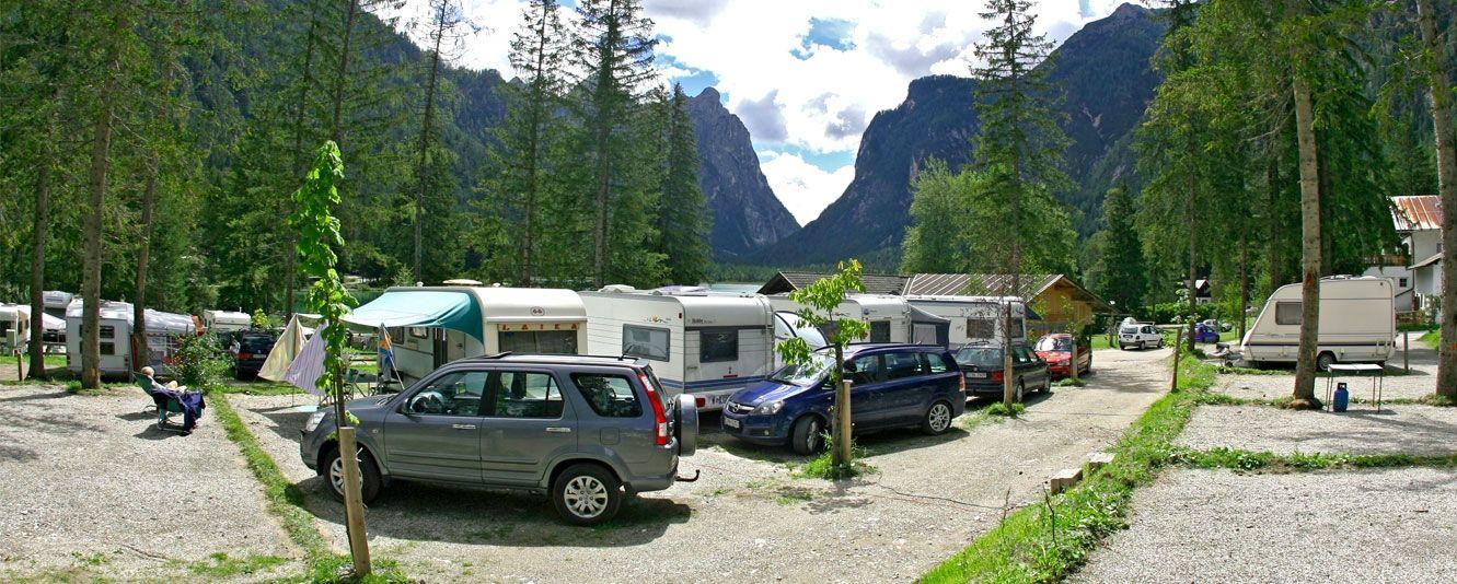 Camping Lago di Dobbiaco - Dobbiaco