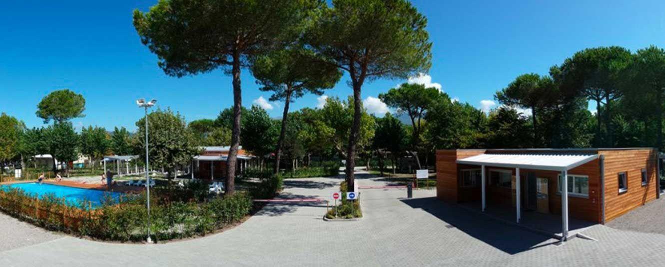 Camping Taimì - Marina di Massa