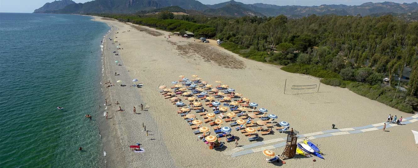 Camping Villaggio Ultima Spiaggia - Bari Sardo