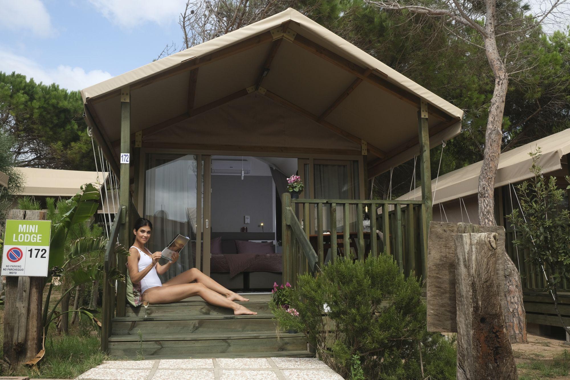 Glamping Sardegna 2020: nuove Lodge Tent Mini