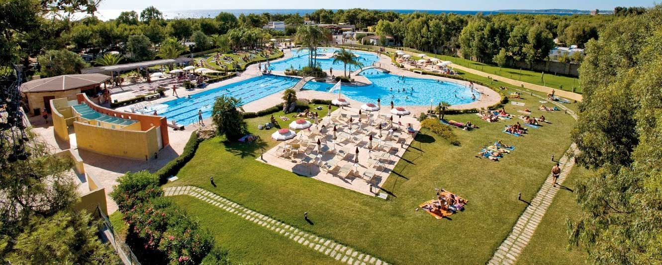 Camping La Masseria - Gallipoli