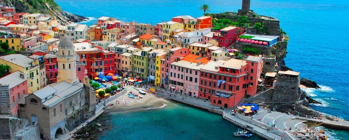Vacanze alle Cinque Terre