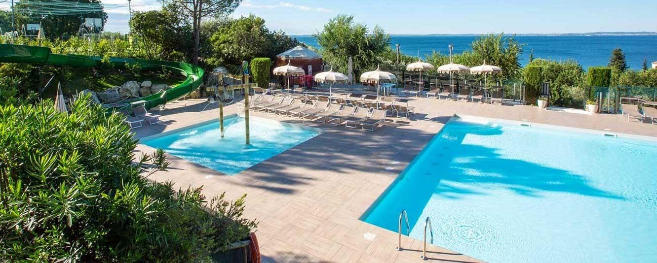 Camping La Rocca - Lac Garda