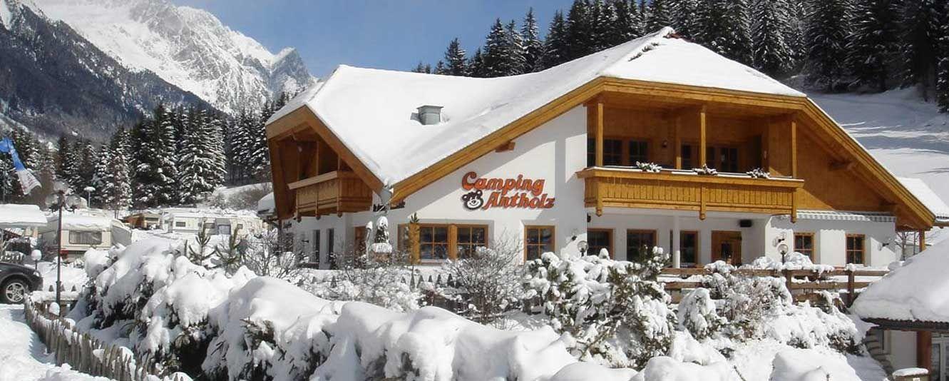 Camping Antholz - Trentino Alto Adige