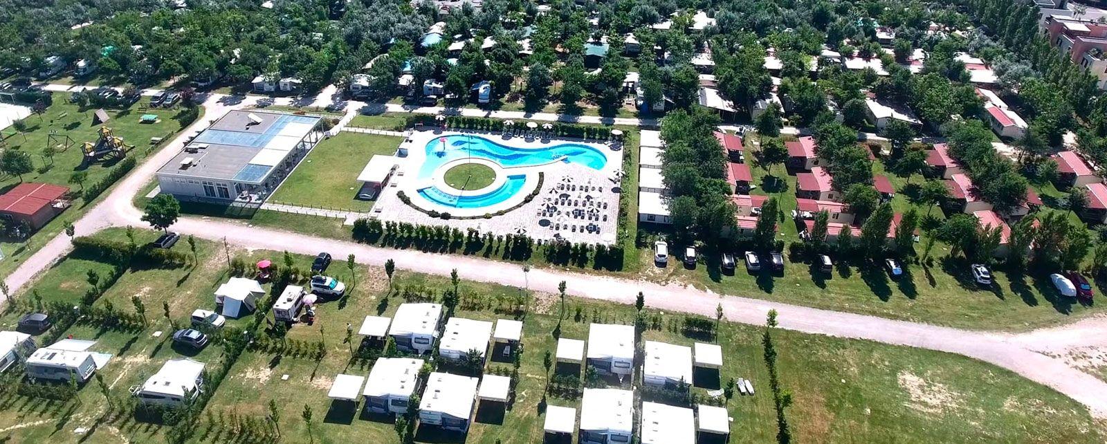Camping Villaggio Adria - Casalborsetti