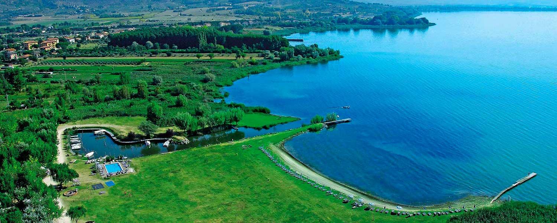 Camping Badiaccia - Castiglione del Lago