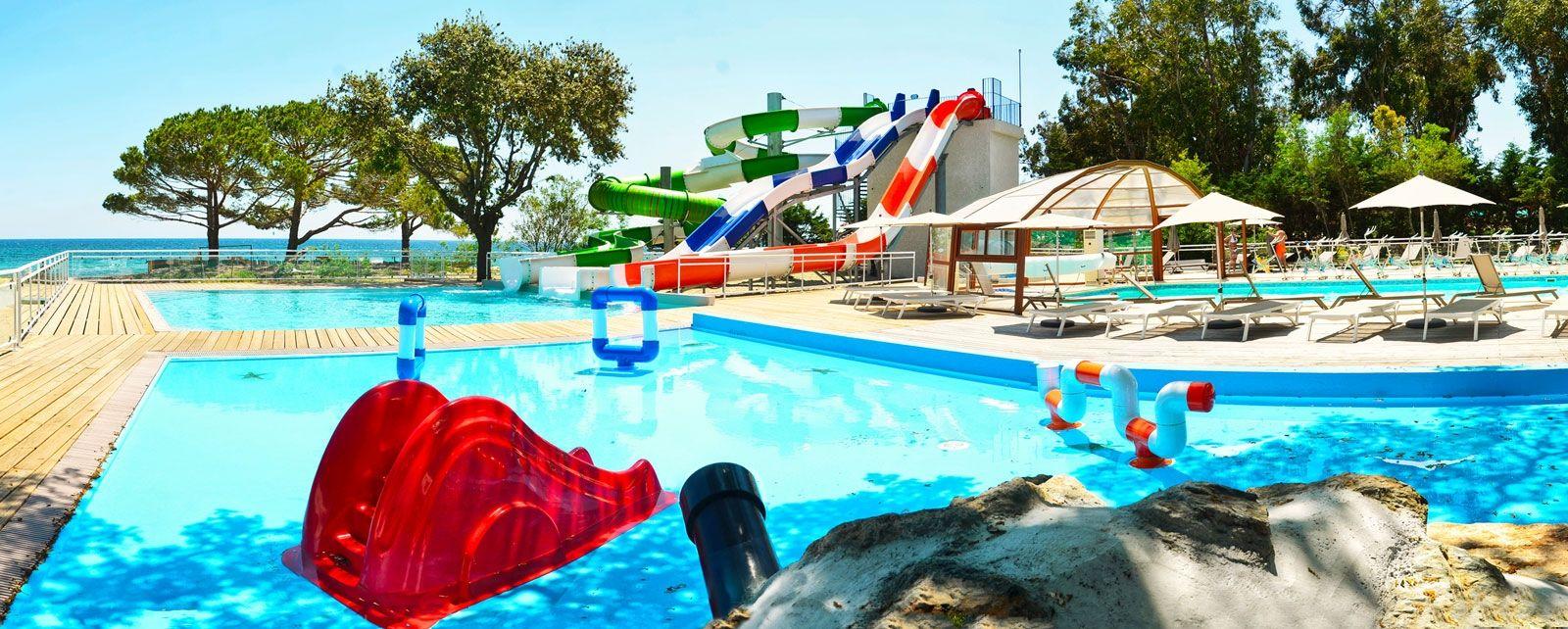 Camping Merendella - Moriani Plage