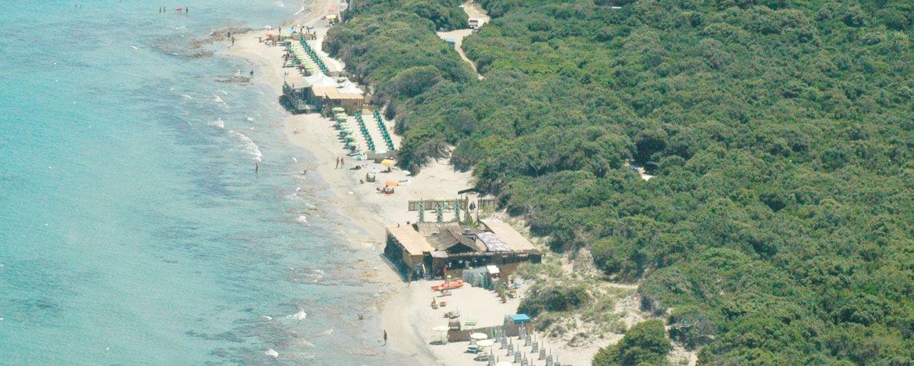 Campeggio Internazionale Frassanito - Otranto