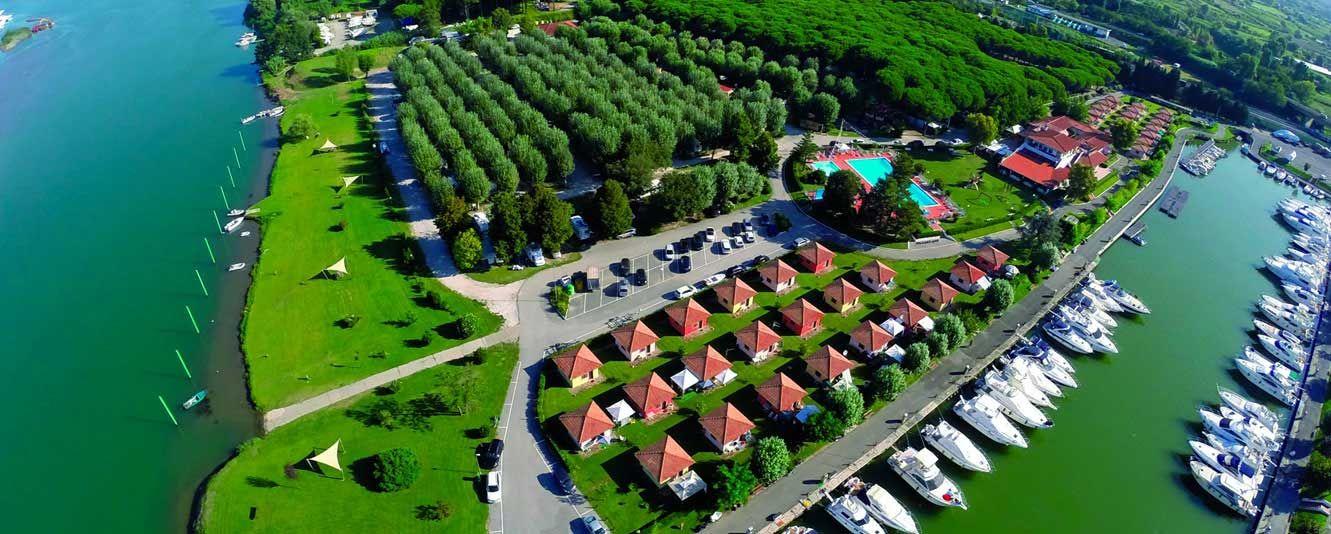 Parco Vacanze Iron Gate - Sarzana