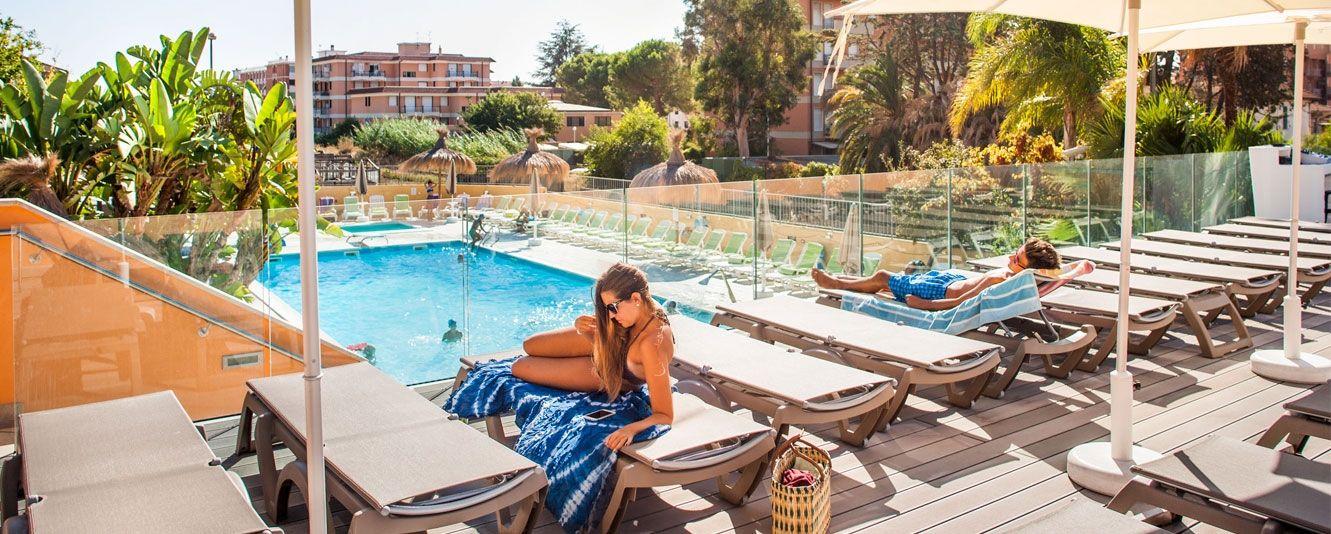 Rosa Parco Vacanze - San Bartolomeo al Mare