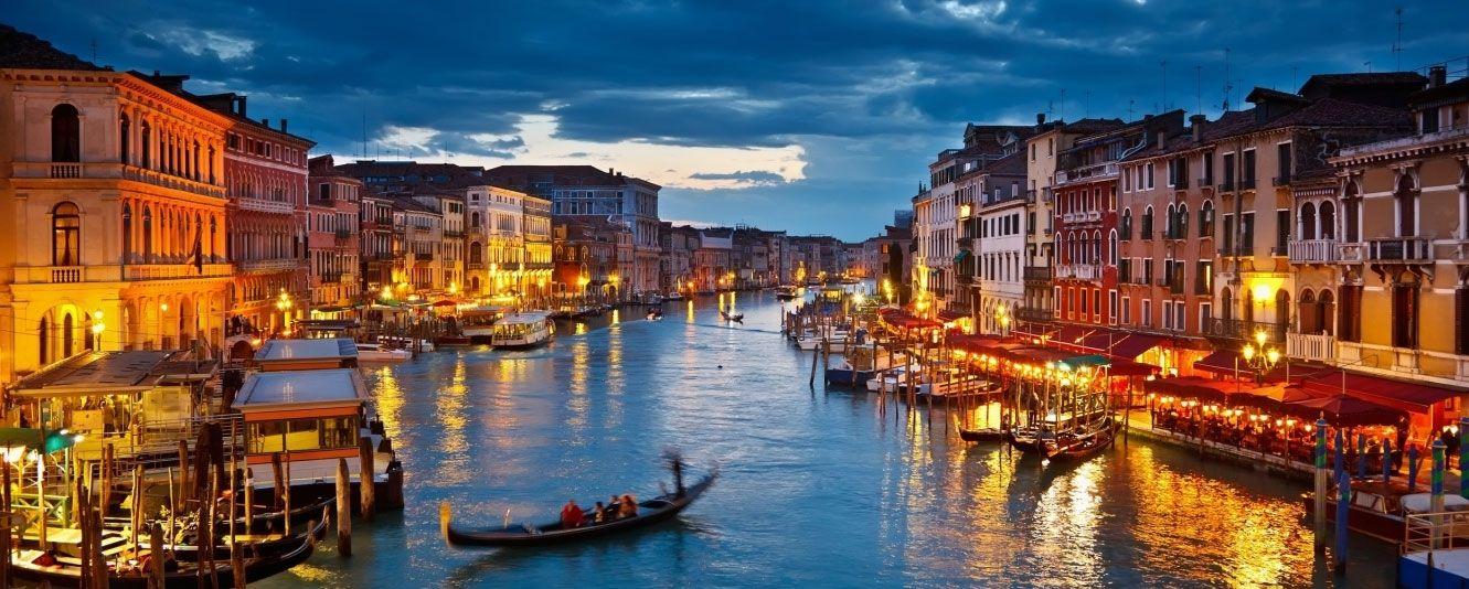Una vacanza a Venezia?