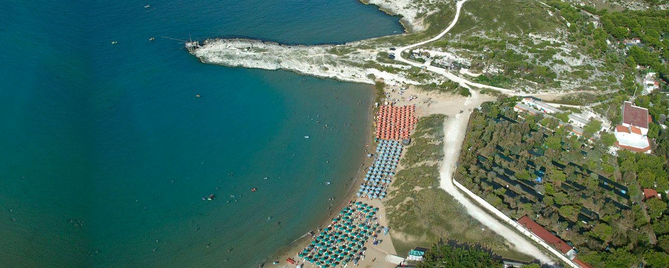 Camping Village Baia Falcone - Vieste