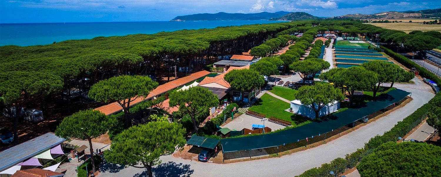 Camping Village Marina Chiara - Orbetello